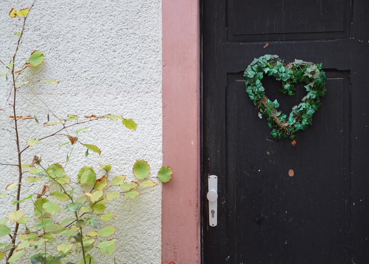 Πόρτα-Στεφάνι-Καρδιά