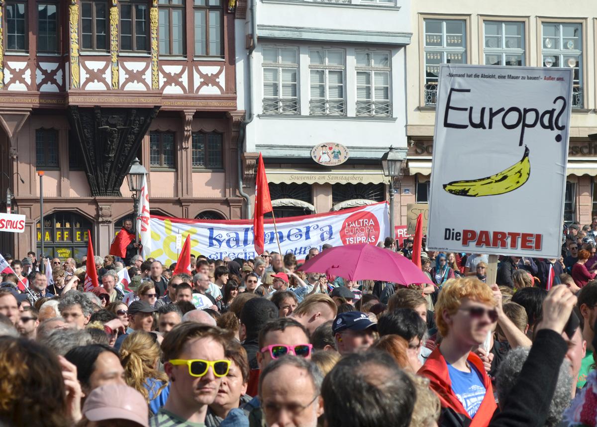 Frankfurt-Blockupy-ECB-Protest
