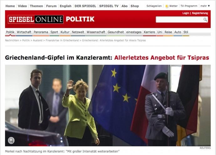 screenshot |www.spiegel-online.de