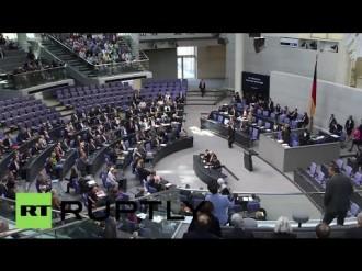 LIVE: Η συνεδρίαση της γερμανικής Βουλής για το ελληνικό πρόγραμμα